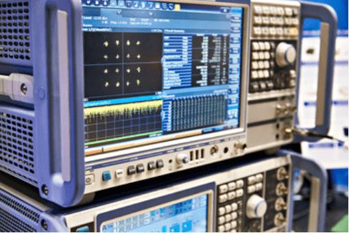 Logic Analyzer: EMV und LED