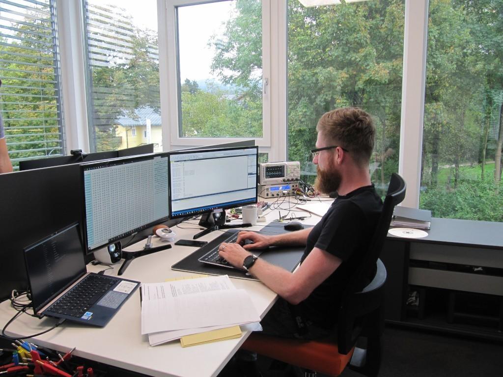 Firmware Entwicklung für Mikrocontroller und Embedded Syssteme