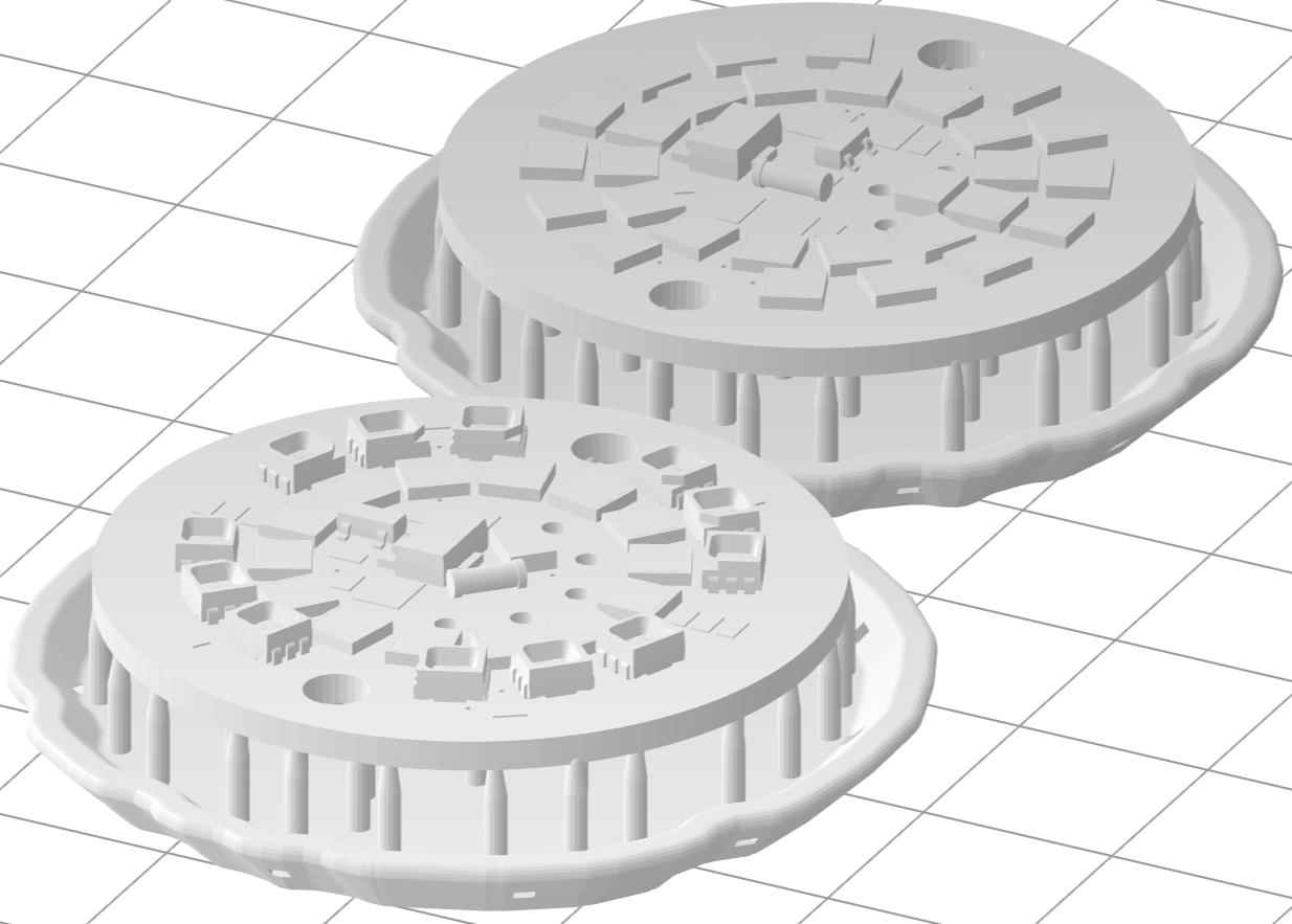 3D-Layouts bei Hardwareentwicklung