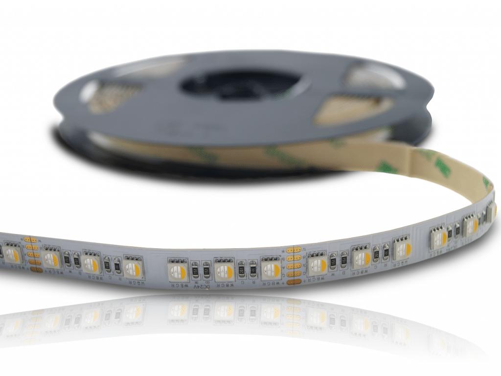 LED-Stripe - Flex Stripe 24V, 12.4W, CRI90, 10mm