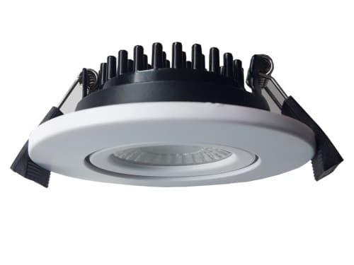 LED-SwingSpot 24V, 5W, 2700K,CRI90, Seitenansicht