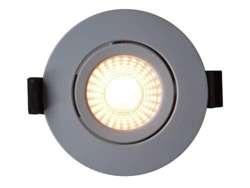 LED-SwingSpot 24V, 5W, 2700K,CRI90, weiße LEDs