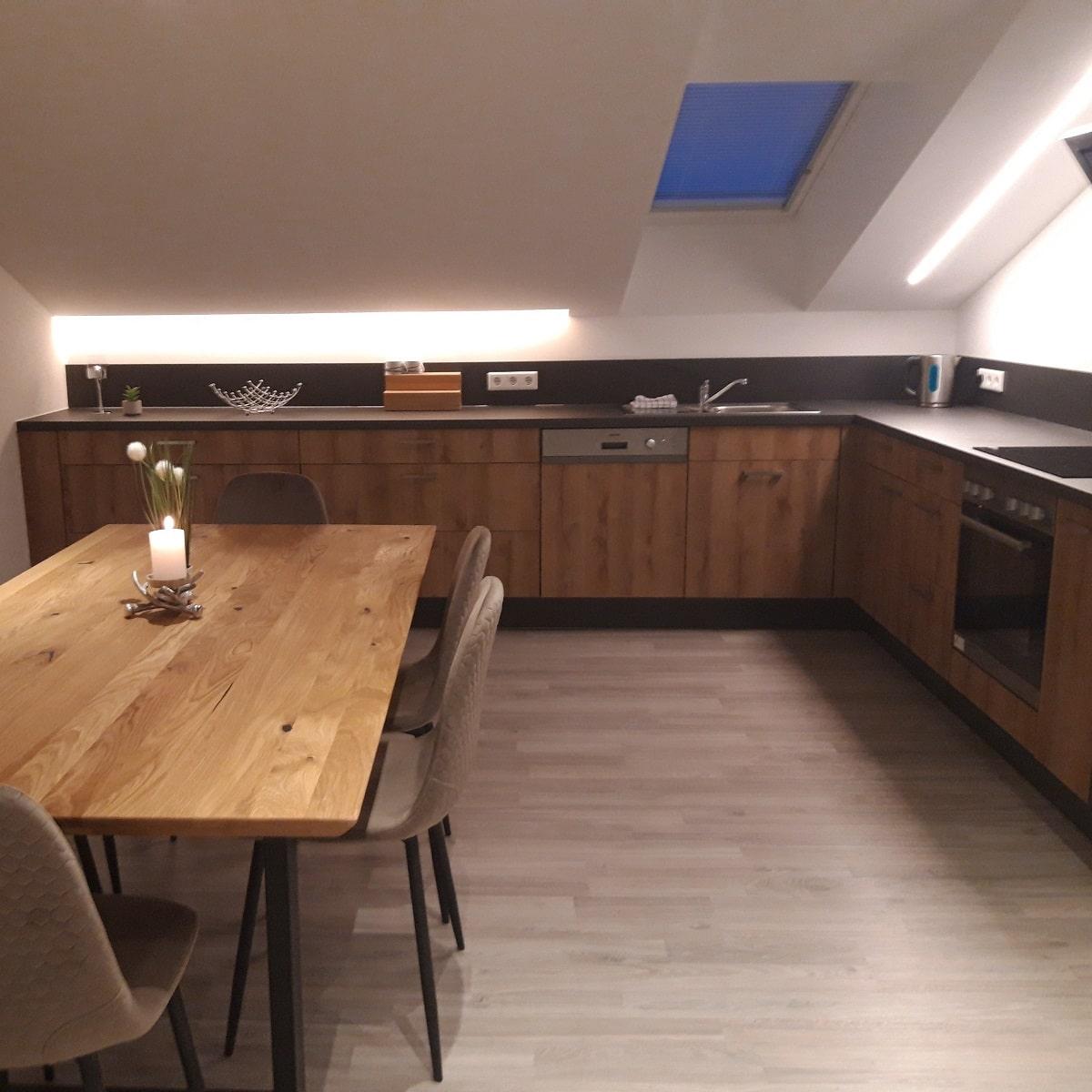 LED-Stripes Küchenbeleuchtung