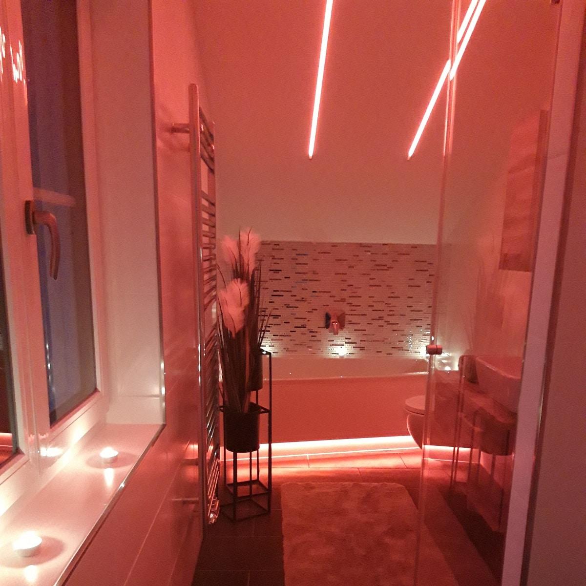 PWM-Dimmer & LED-Stripes Akzentbeleuchtung